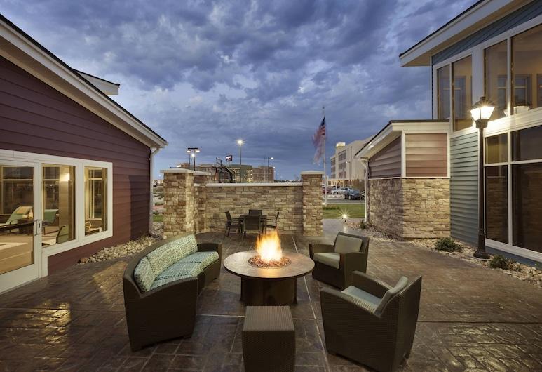 Residence Inn by Marriott San Angelo, San Angelo, Terasa