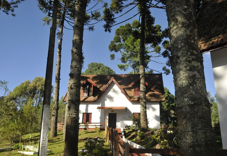 Golden Park Campos, Campos do Jordao, Hotel Front