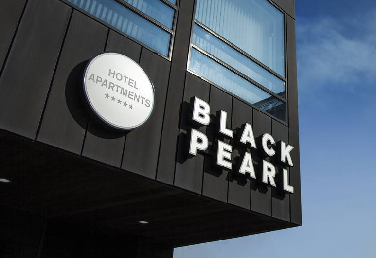 Black Pearl Luxury Apartments, Reykjavík