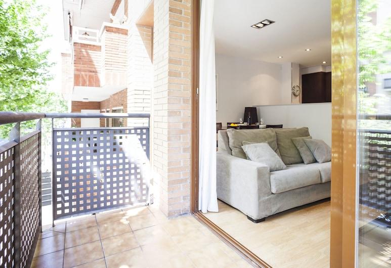 Short Stay Group Camp Nou Serviced Apartments, Barcelona, Apartamento, 2 Quartos (Extended Stay), Varanda