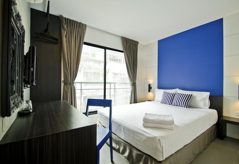 DI Place Hotel, Bangkok, Superior Oda, Oda