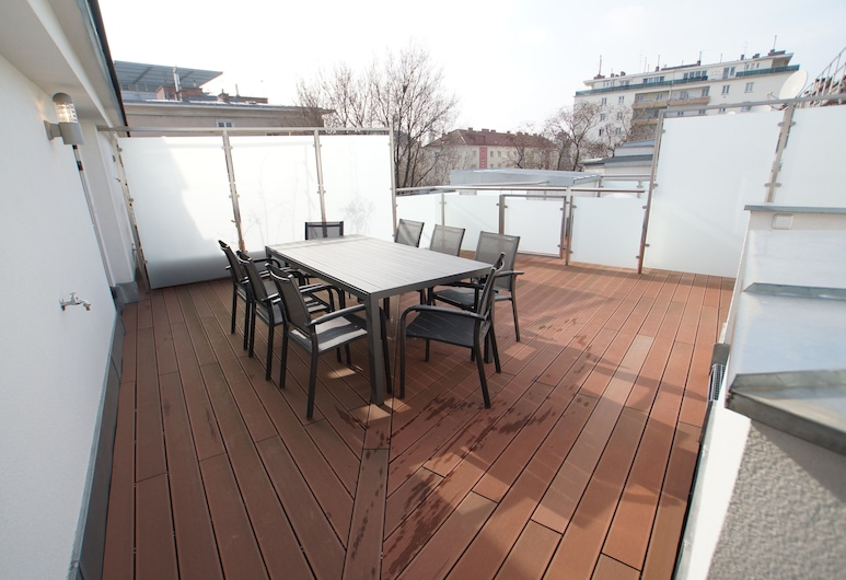 Apartments-in-vienna, Vienne, Suite, 2 chambres, Terrasse/Patio