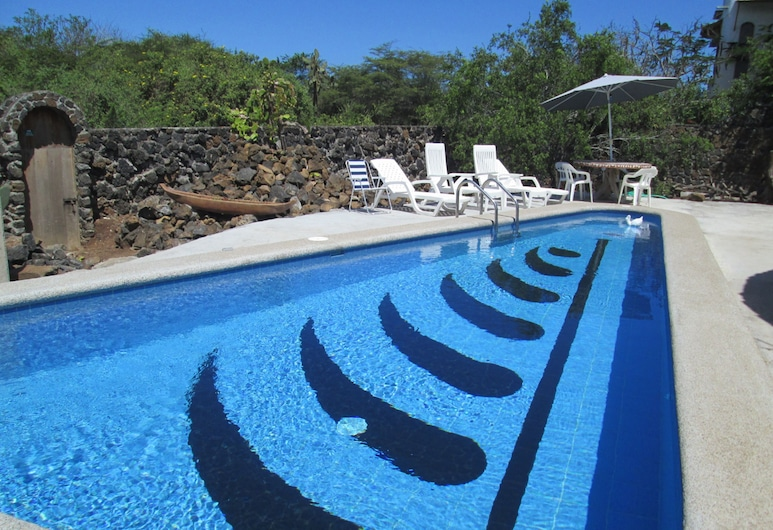 La Fortaleza De Haro, Puerto Ayora, Pool