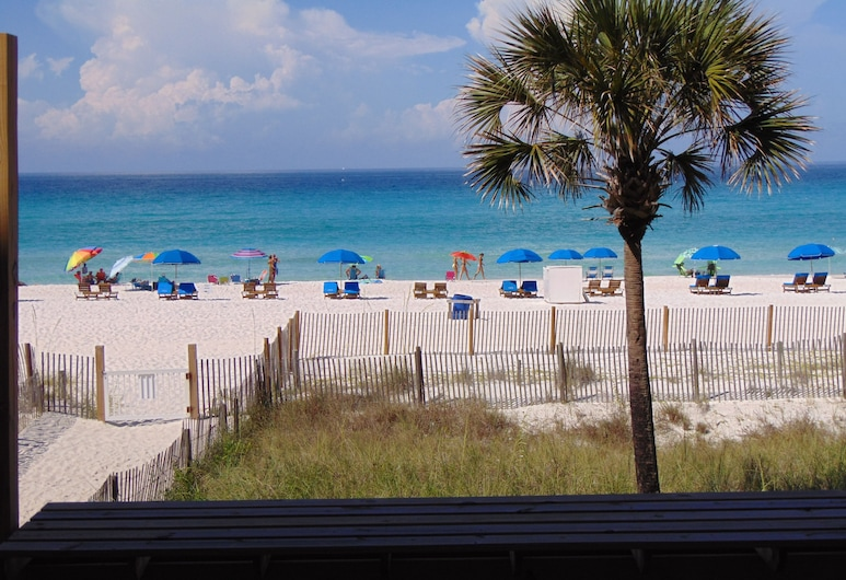 The Driftwood Lodge, Panama City Beach, Spiaggia