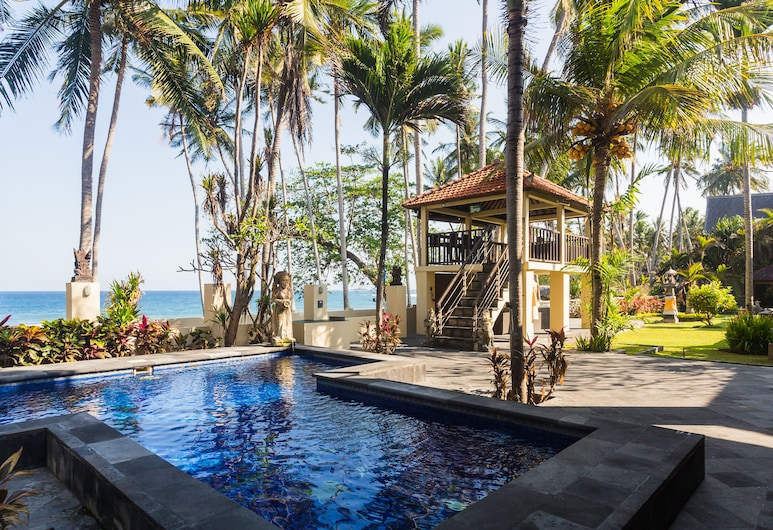 Villa Matanai, Karangasem, Hồ bơi