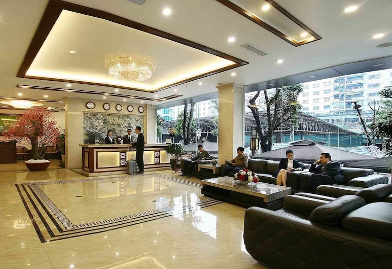 Western Hanoi Hotel, Hanoi, Lobby