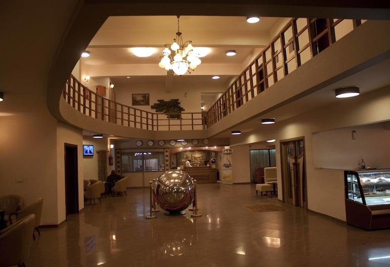 Hotel Lubumbashi, Lubumbashi, Lobby