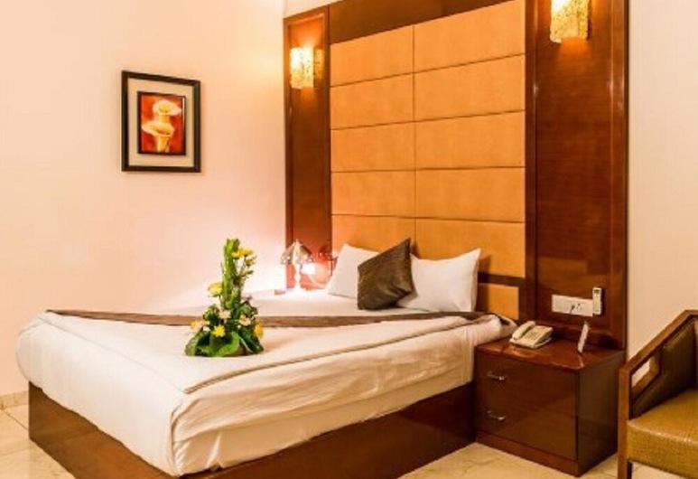 Hotel Lubumbashi, Lubumbashi, Deluxe Double Room Single Use, Guest Room