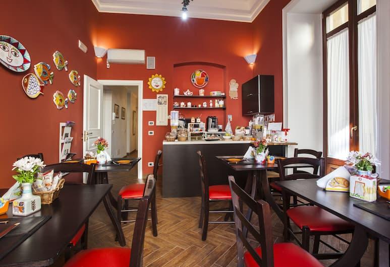 Antiche Volte, Catania, Sala colazione