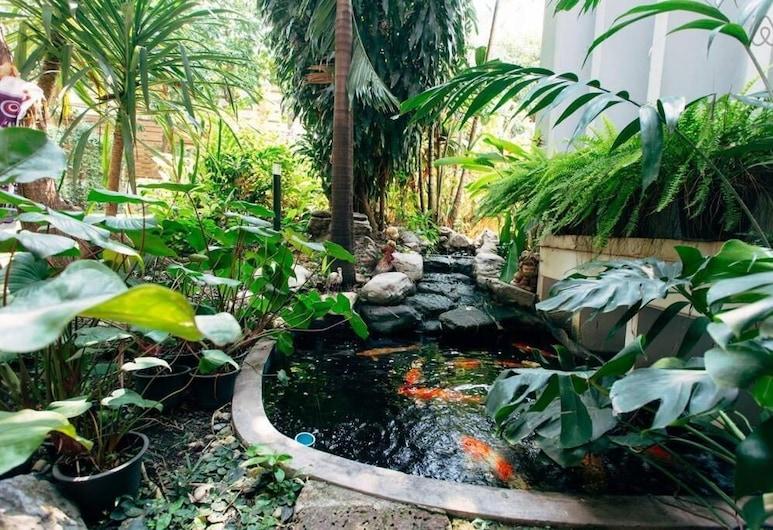 P.K. ガーデン ホーム, バンコク, 施設の敷地