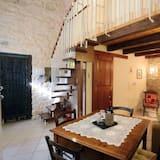 Apartment, 1 Bedroom (Ponente) - Living Room