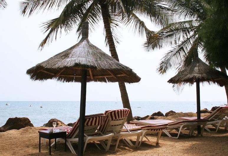 Le Saly Hotel & Hotel Club Les Filaos, Mbour, Playa