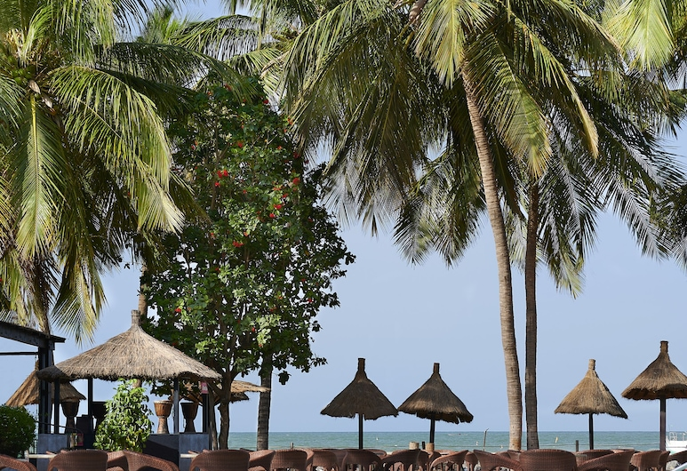 Le Saly Hotel & Hotel Club Les Filaos, Mbour, Outdoor Pool