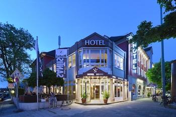 Fotografia do Hotel Säntis em Munique