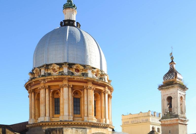 B&B Tecla, Napoli, Dobbeltrom – superior, 1 soverom, utsikt mot byen, Utsikt fra gjesterommet