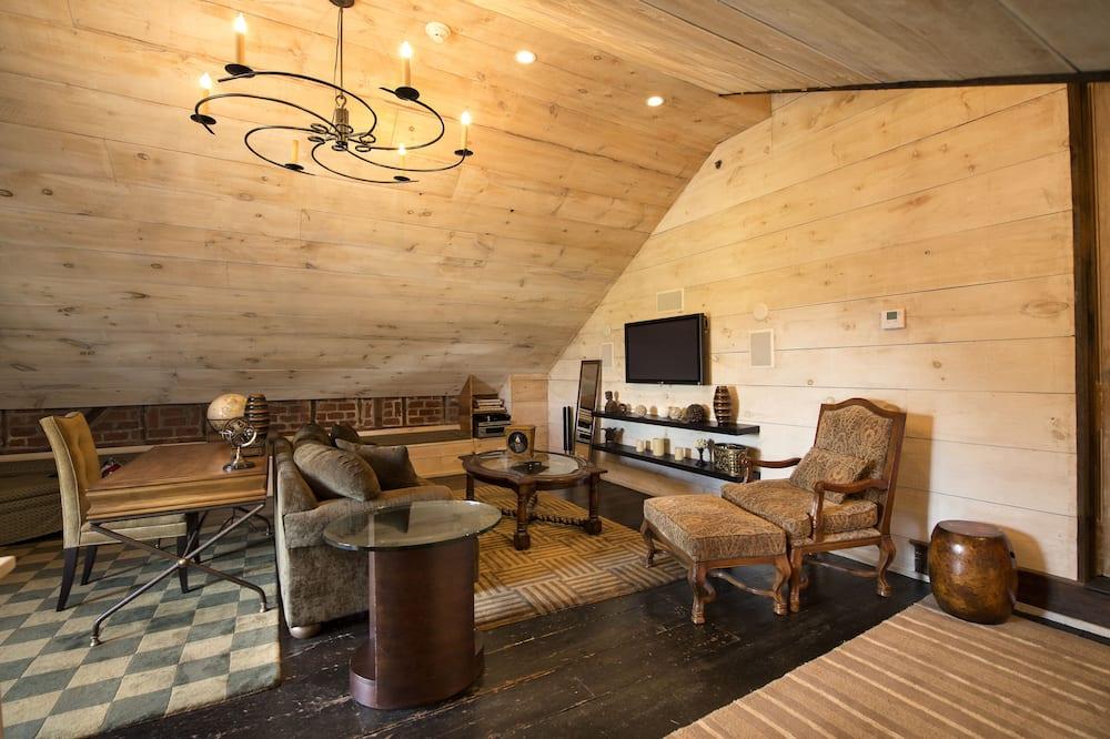Suite, 1 Katil Ratu (Queen) dengan Katil Sofa - Ruang Tamu