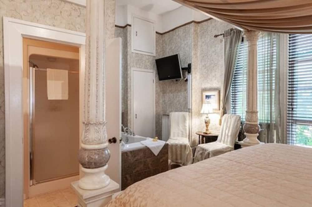 Romantični suite, 1 king size krevet - Kupaonica