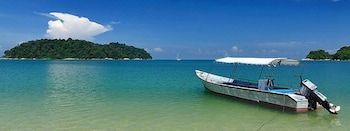 Mynd af Purnama Beach Resort í Pangkor Island (eyja)