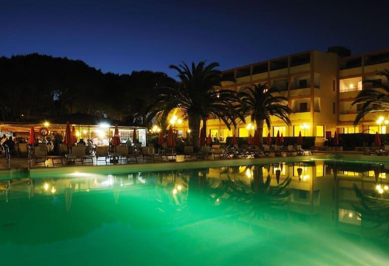 Residence Oasis, Alghero, Kolam Terbuka