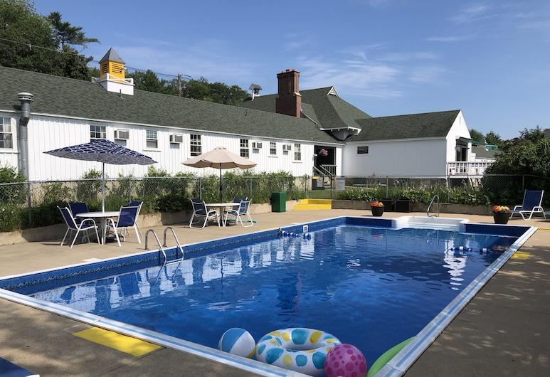 School House Inn, North Conway, Açık Yüzme Havuzu