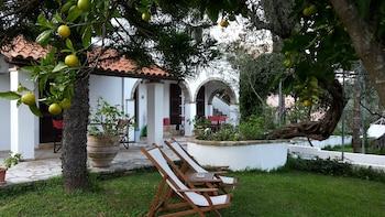 科孚島吉娜一室公寓的圖片