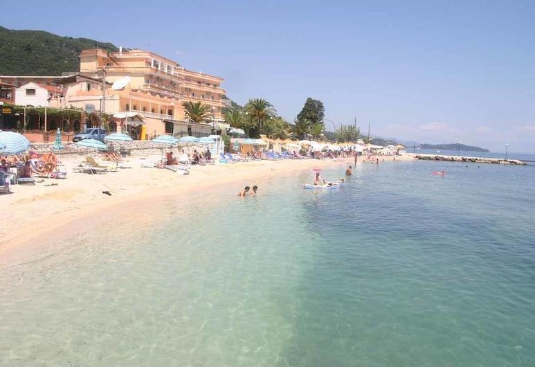Gina Studios, Corfu, Beach
