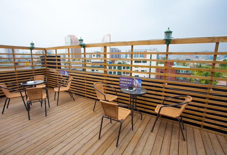 Ekonomy Hotel Incheon, Incheon, Terrace/Patio