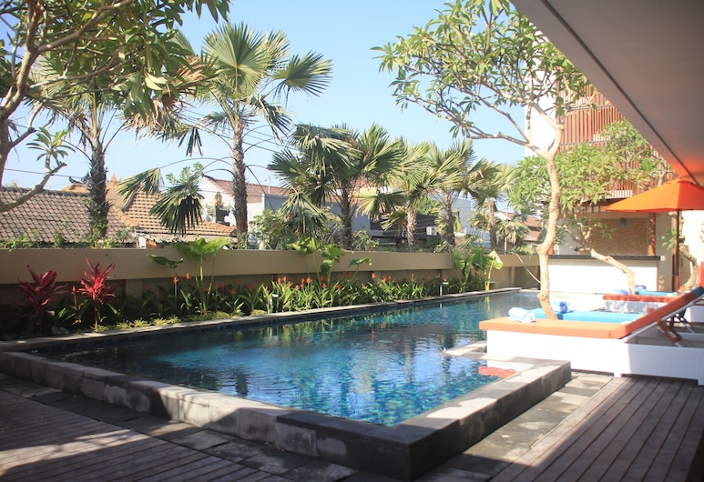 Destiny Boutique Hotel, Seminyak, Outdoor Pool