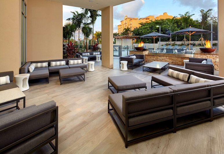 Hyatt Place Miami Airport-East, Miami, Piscine