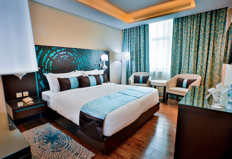 Signature Hotel Al Barsha, Dubai, Junior Suite, Guest Room