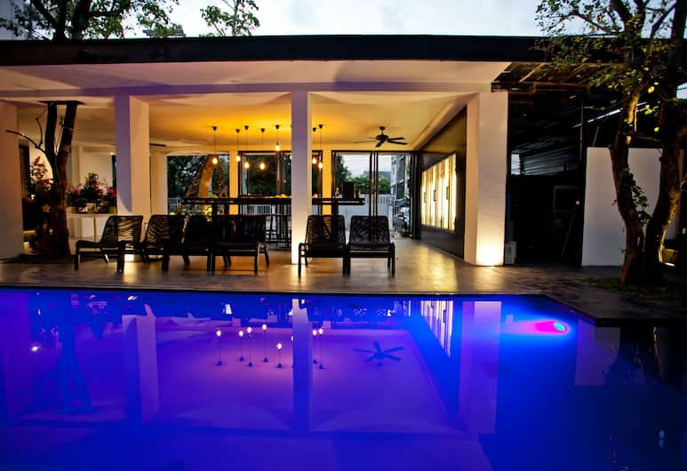 BED Phrasingh Hotel - Adults Only, Chiang Mai, Outdoor Pool