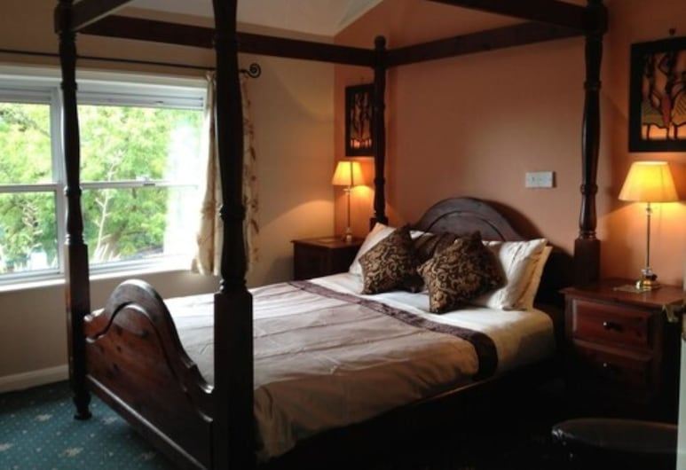 Hammonds Park Guest House, Tenby, Chambre Double (Four Post King), Chambre