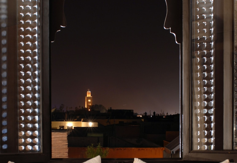 Riad Tawargit, Marrakesh, Suite Executive, Area soggiorno