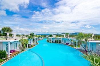 華欣華欣海魁特花園酒店的圖片