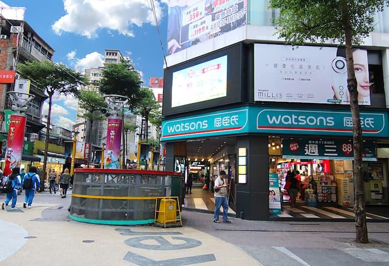 下一站台北 Hostel-西門町, 台北市