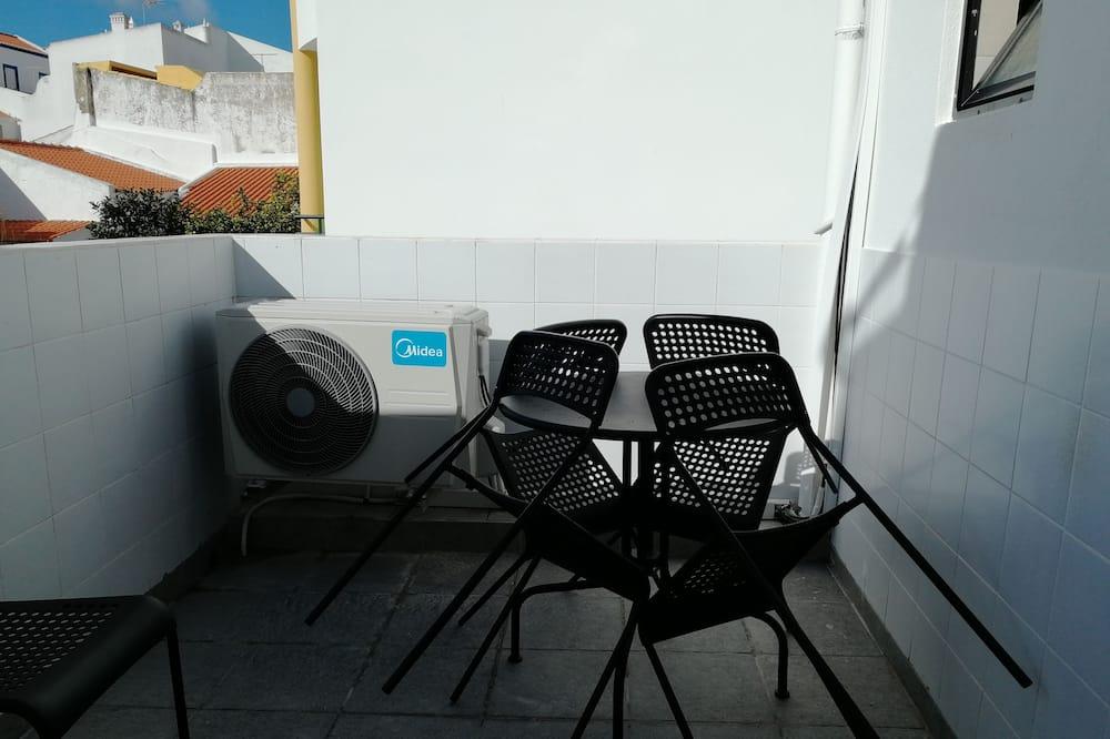 Family Apart Daire - Balkon