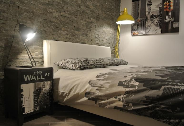 M99 Design Rooms, Napoli, Kahden hengen huone, Parveke, Vierashuone