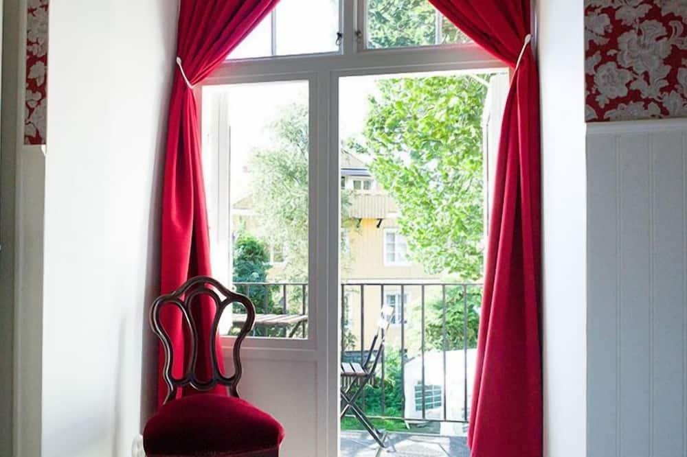 Doppelzimmer (Castle view) - Balkon