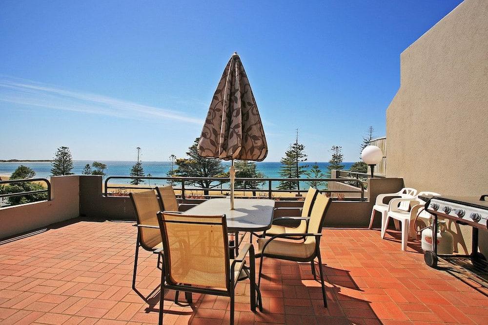 Апартаменти «Делюкс», з видом на океан - Тераса/внутрішній дворик