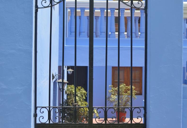 Las Mercedes Hostal Residencial, Arequipa, Terrasse/Patio