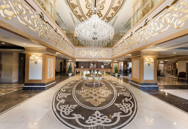 Kamelya Selin Hotel - All Inclusive, Side, Lobby