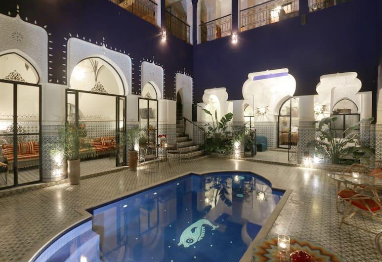 Riad Bindoo, Marrakech, Outdoor Pool
