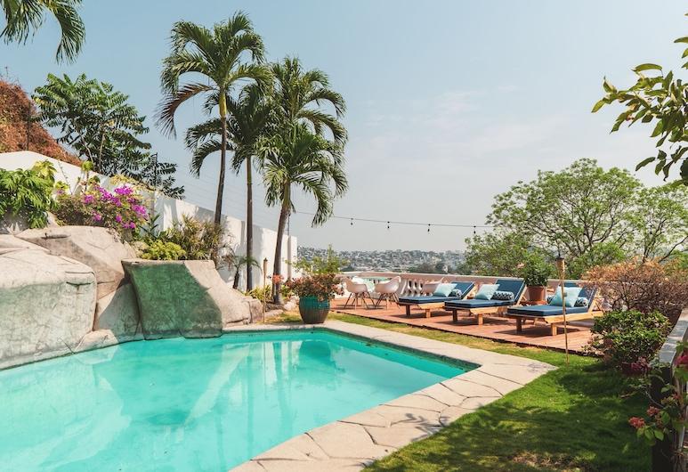 Iguanazu Bed & Breakfast, Guayaquil, Piscina