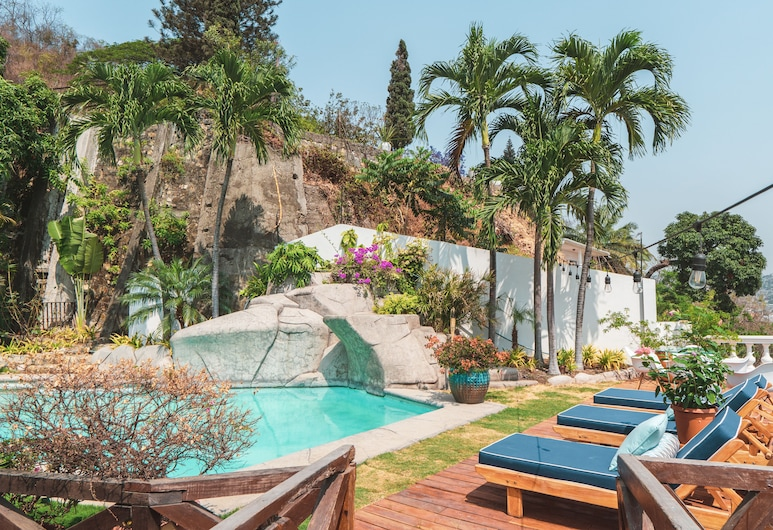 Iguanazu Bed & Breakfast, Guayaquil, Pool