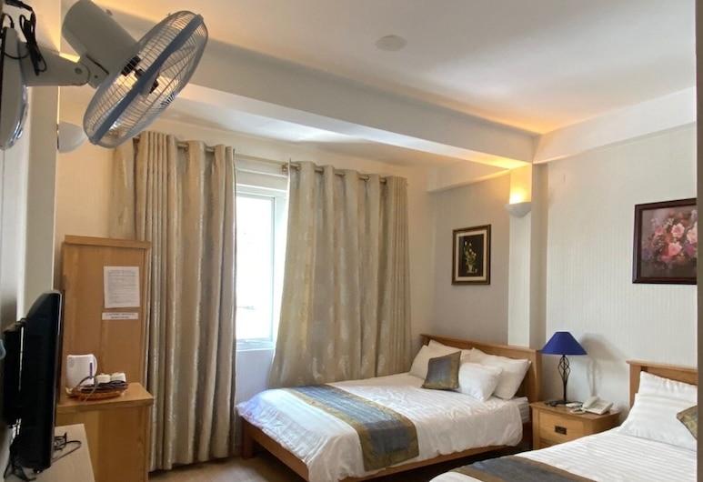 ルアン ヴュ ホテル, ホーチミン, ツインルーム, 部屋