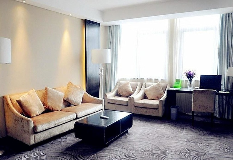 Metropolo Wuhu Wanda Plaza Hotel, Wuhu, Area soggiorno