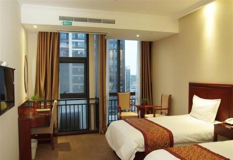 GreenTree Inn Zhoushan Putuo Donggang Hotel, Zhoushan, Guest Room