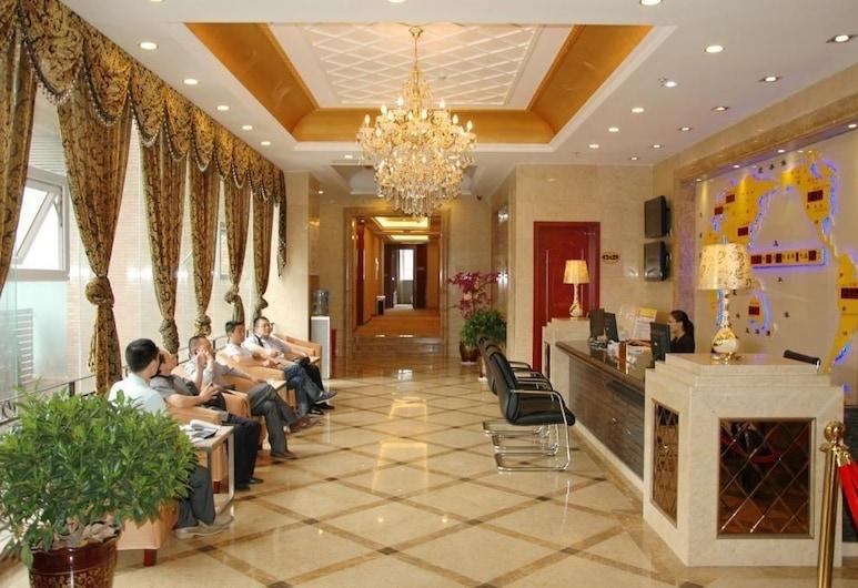 Zunfu Holiday Hotel - Chongqing, Chongqing, Lobby