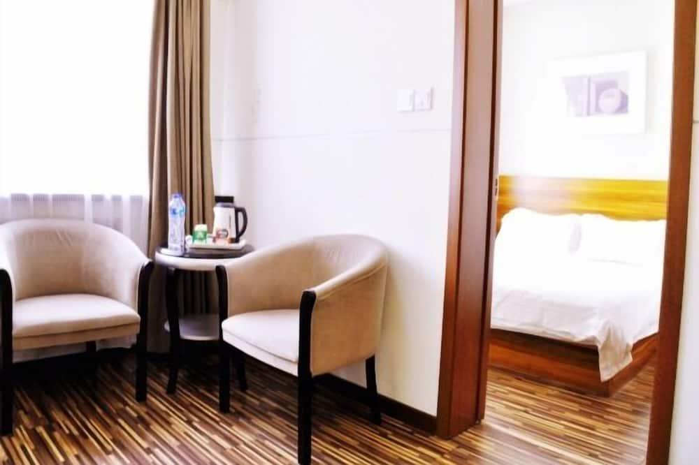 Business suite (A) - Woonruimte