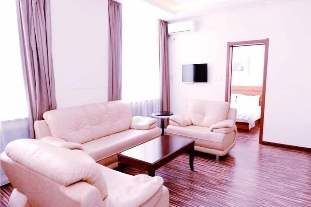 Business suite (B) - Woonruimte